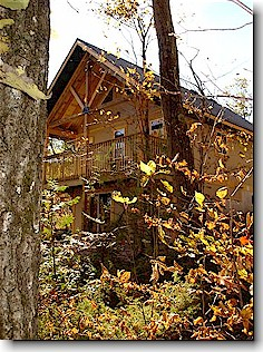 Cabin Kits by Country Cabin Getaways - 'Engoulevent II